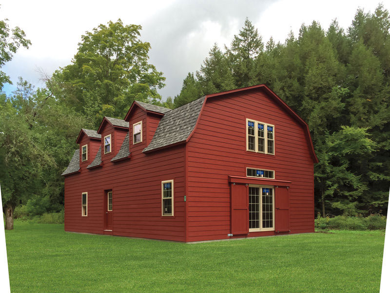 Amish Built Barns : Amish barn construction woodwork in oneonta ny
