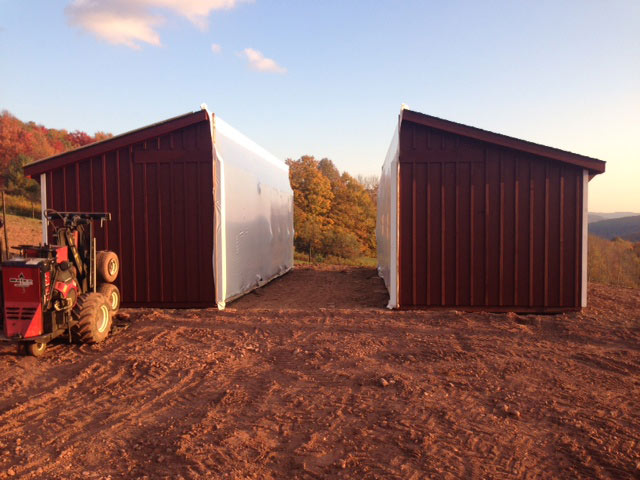 Amish Built Horse Amp Monitor Barns For Sale In Catskill Ny