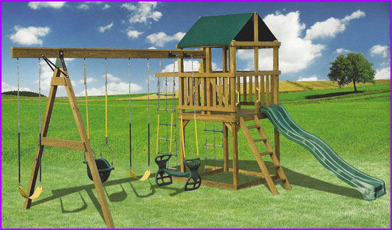 Playground Design Backyard
