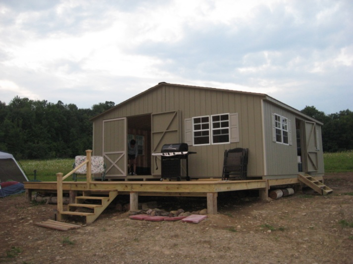 Cobleskill ny amish built storage sheds cabins amish for 24x24 cabin