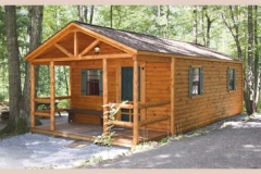 Settler Log Cabins also available