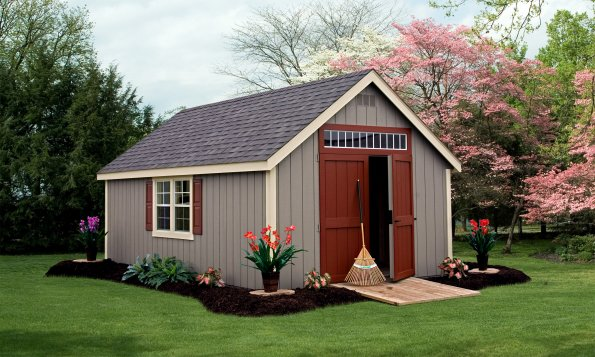 Custom Amish Sheds For Sale Oneonta NY