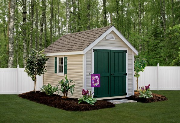 Deluxe Amish Built Sheds Oneonta NY