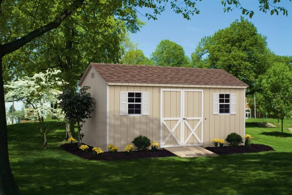 Custom Amish Build Sheds in Oneonta NY