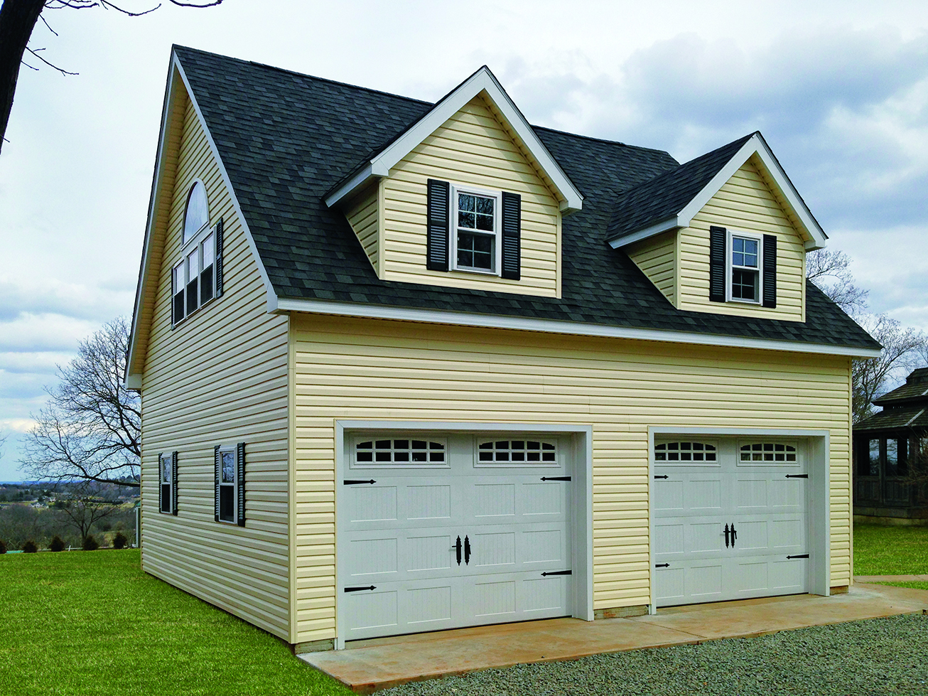 Amish Made Pre Fab Garages For Sale In Oneonta Ny Amish