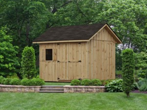 Backyard Amish Shed for Sale