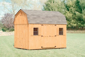 Dutch Shed