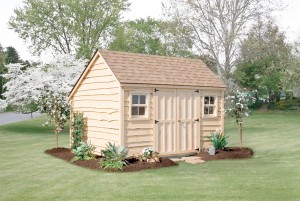 Amish Board & Batten Shed