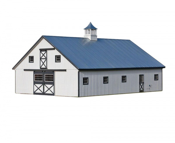 High Country Barn