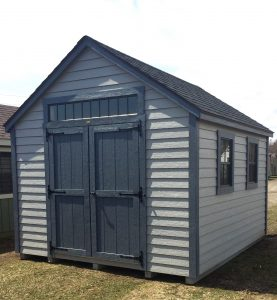 10'x12' Cape Cod Amish Built Shed