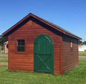 10'x14' Manor Amish Built Shed