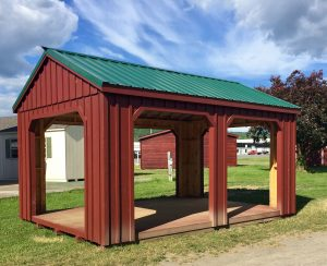 12'x16' A Frame Amish Built Gazebo