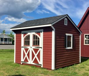 10'x10' Quaker Amish Built Shed