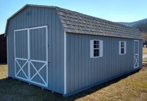 14'x26' Amish Built Utility Shed