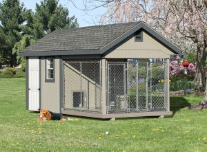 Amish Dog Houses and Kennels in Oneonta, NY