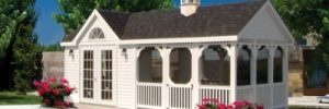 Amish-Built Outdoor Structures for Sale in Oneonta, NY