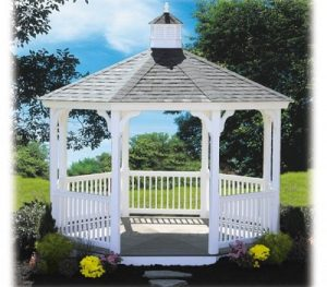 Amish-Built Gazebos for Sale in Oneonta, NY