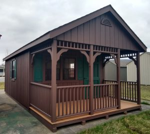Amish-Built Cabins in Oneonta, NY