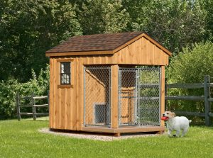 Amish-Built Dog Kennels in Oneonta, NY